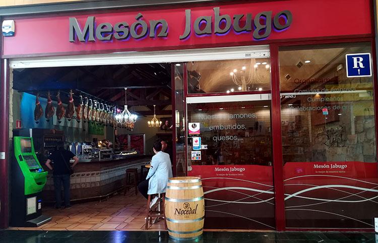 MESON JABUGO