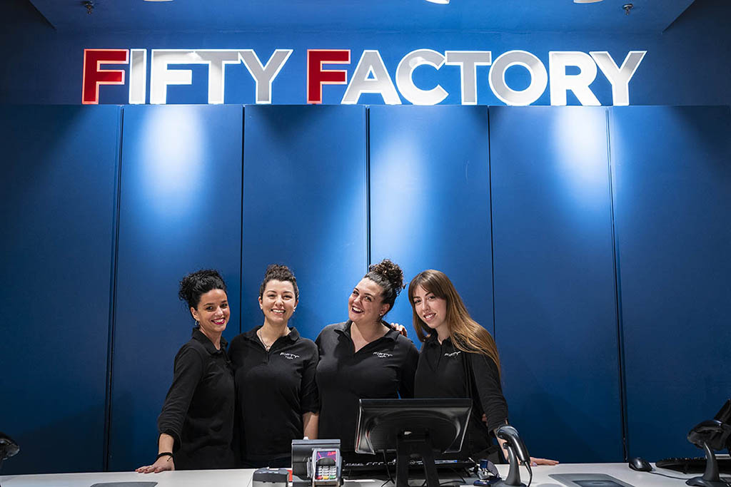 FIFTY FACTORY