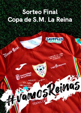 #vamosReinas